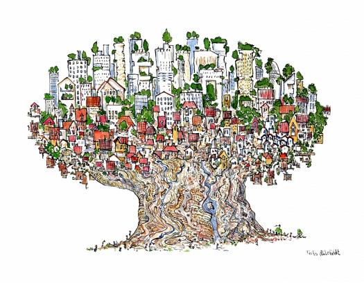Tree City Architecture
