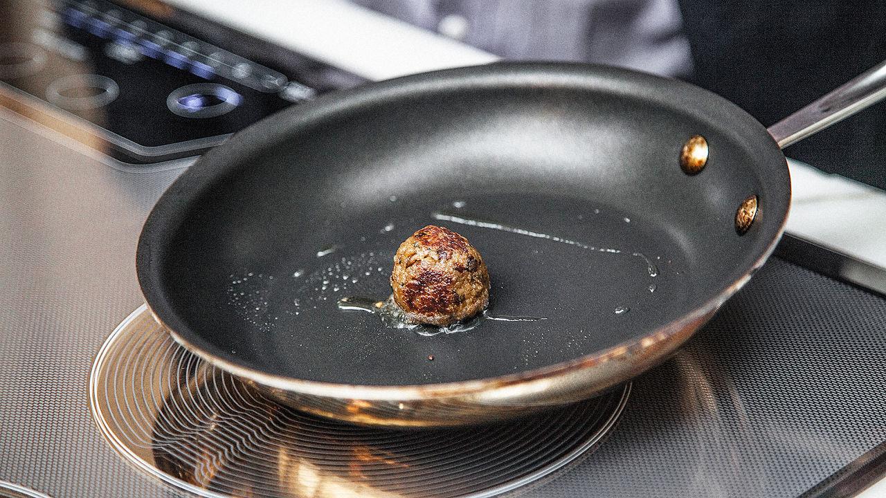 Meatless Meatball - Memphis Meats